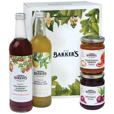 Barker's 3 Cordial Pack