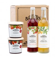Barker's of NZ - 2 jam 2 cordial pack clear cut (1)