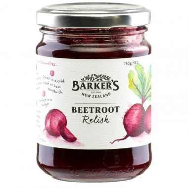 Barker's Beetroot Relish