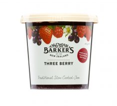 Three Berry Jam 455g