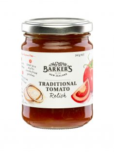 Traditional Tomato Relish 240g