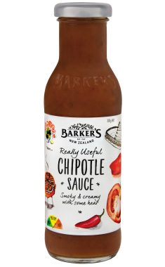 Barker's Really Useful Chipotle Sauce