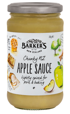 Chunky NZ Apple Sauce