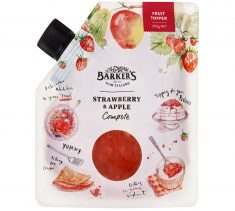 Barker's Strawberry & Apple Compote