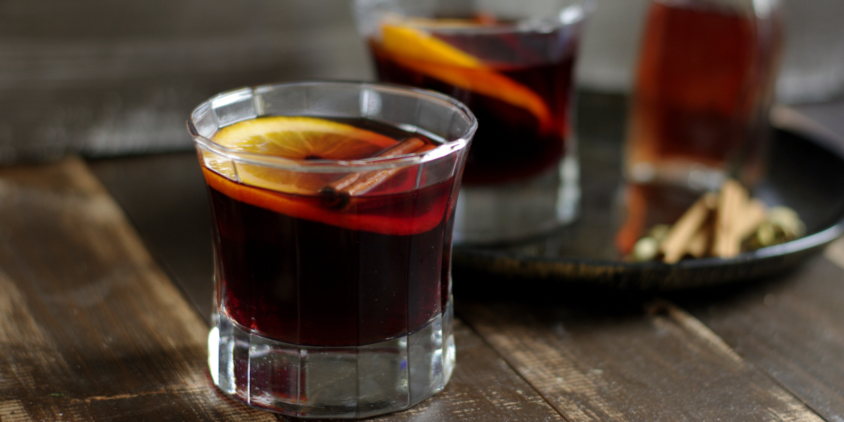 Blackcurrant Hot Toddy